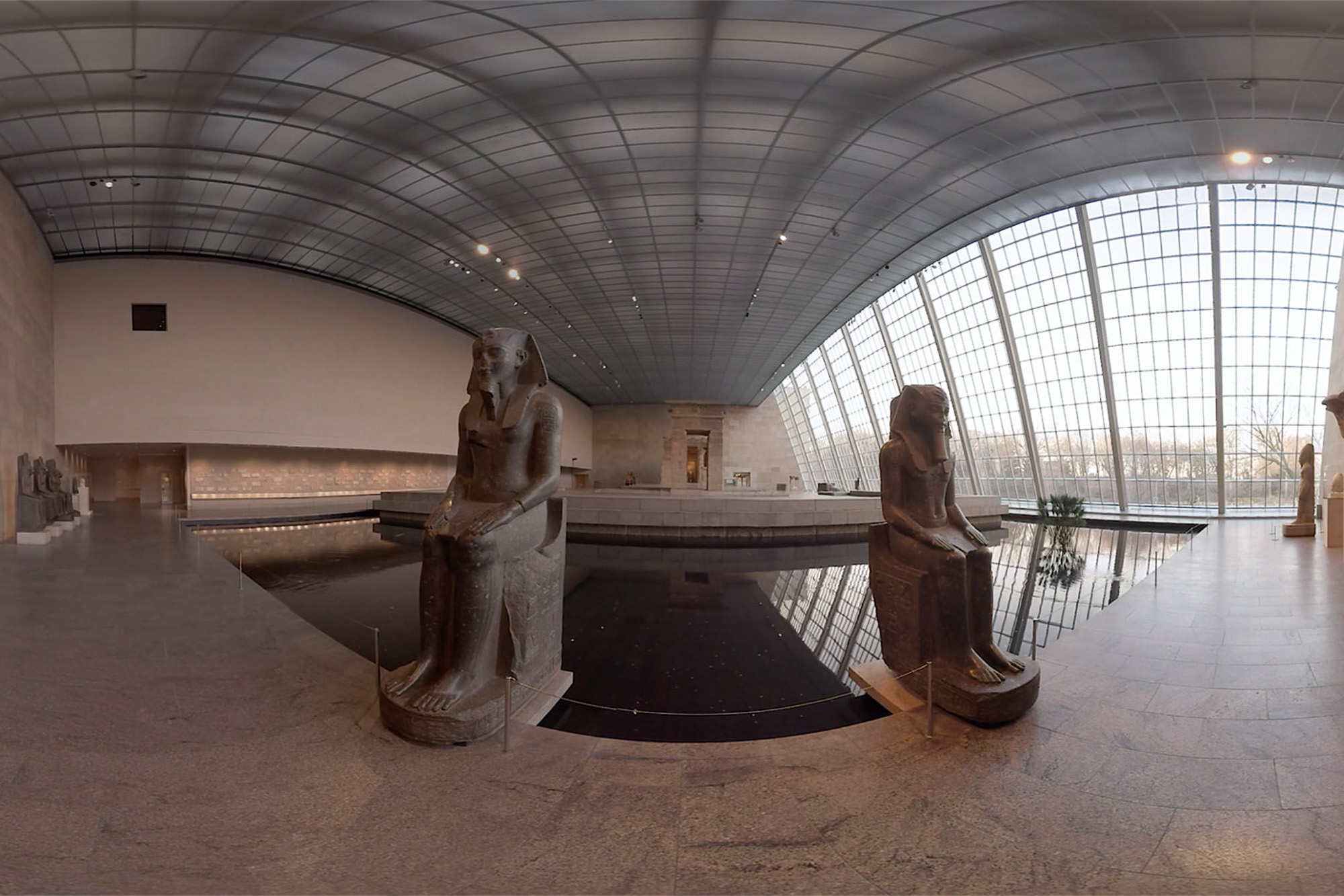 The Met 360 Project