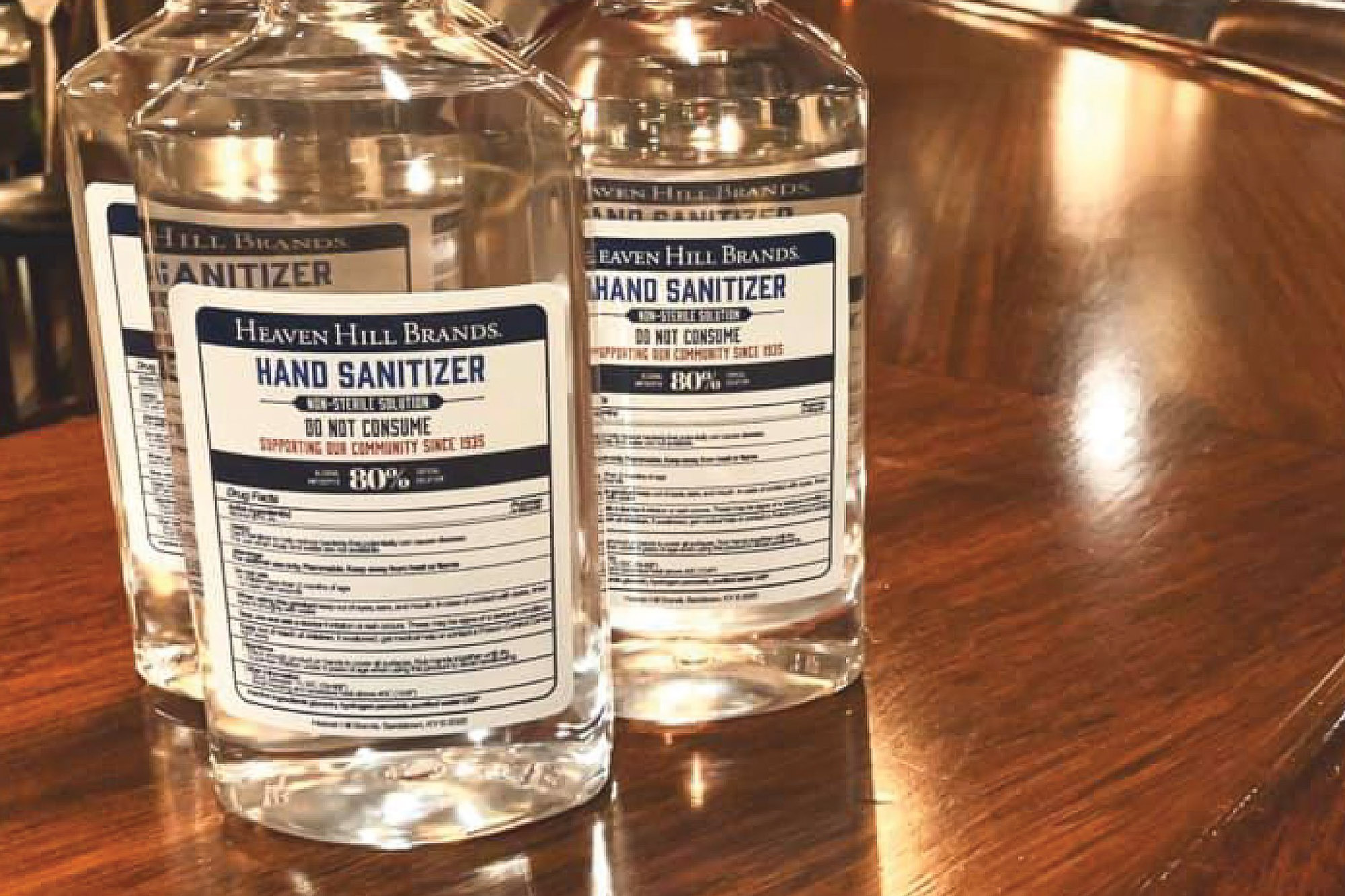 Heaven Hill Sanitizer