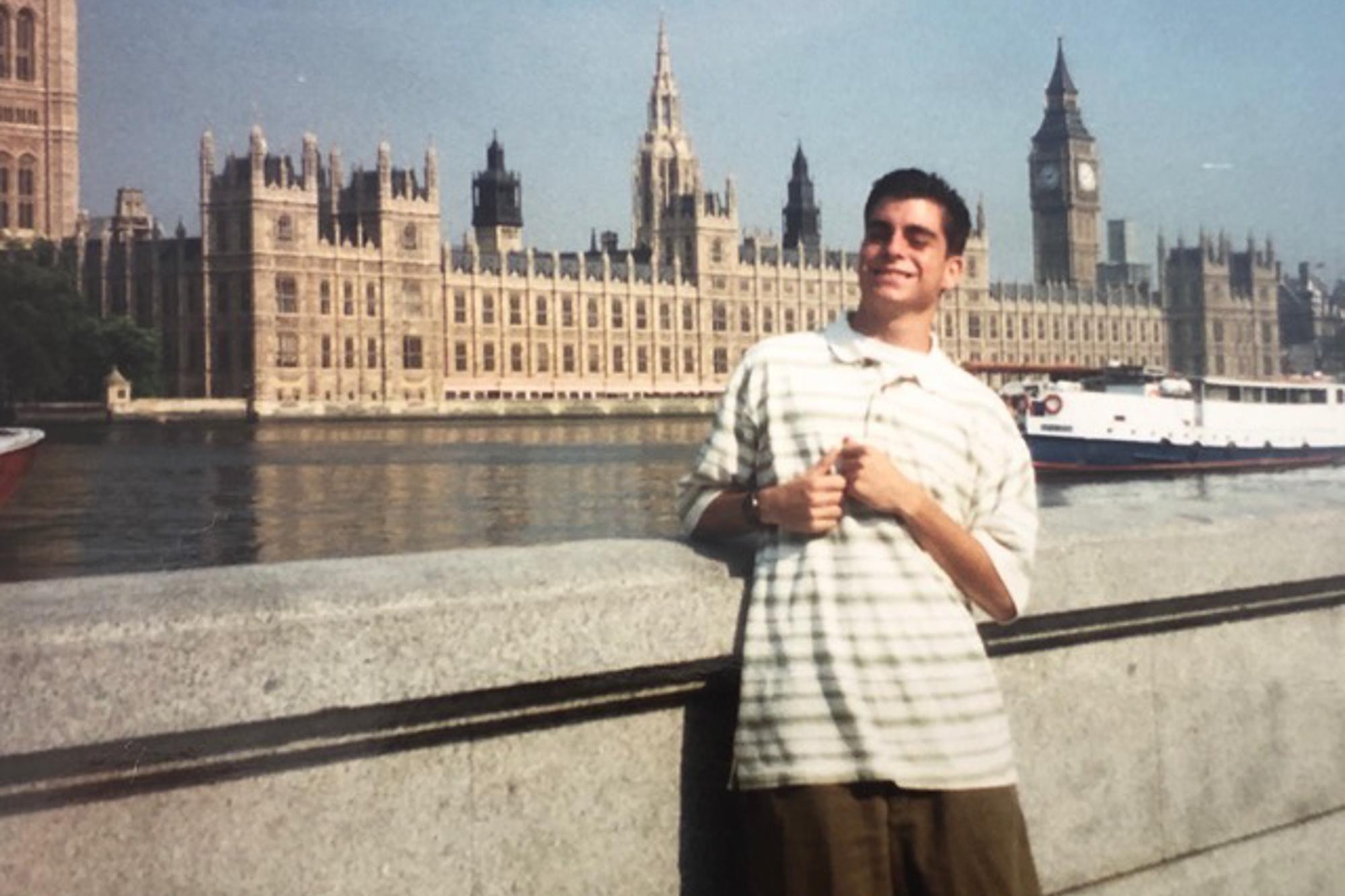 Mike Schibel 1994
