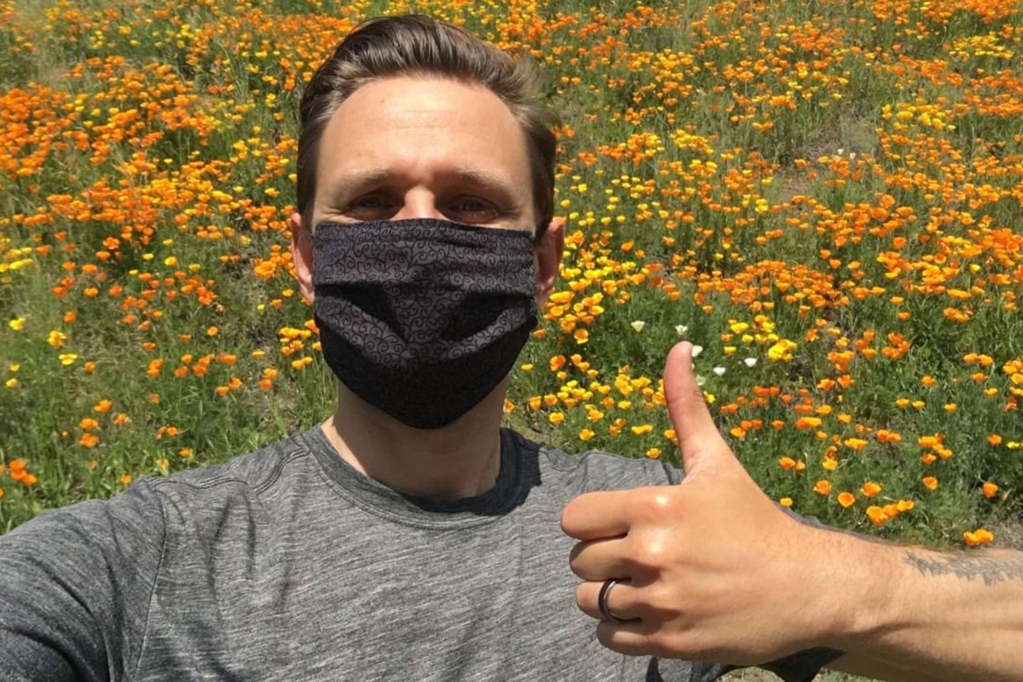 Casey Schreiner of Modern Hiker
