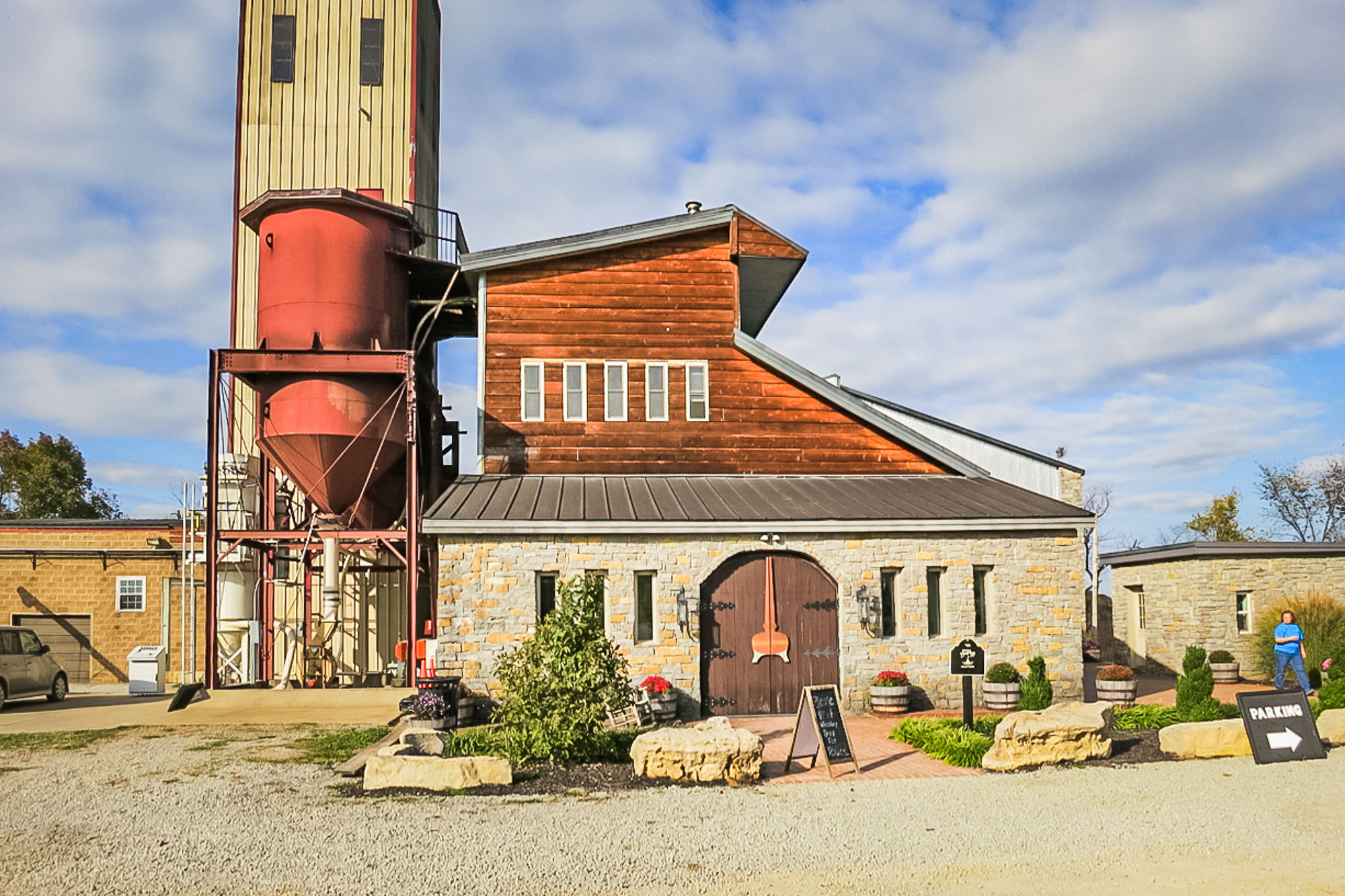Willet distillery