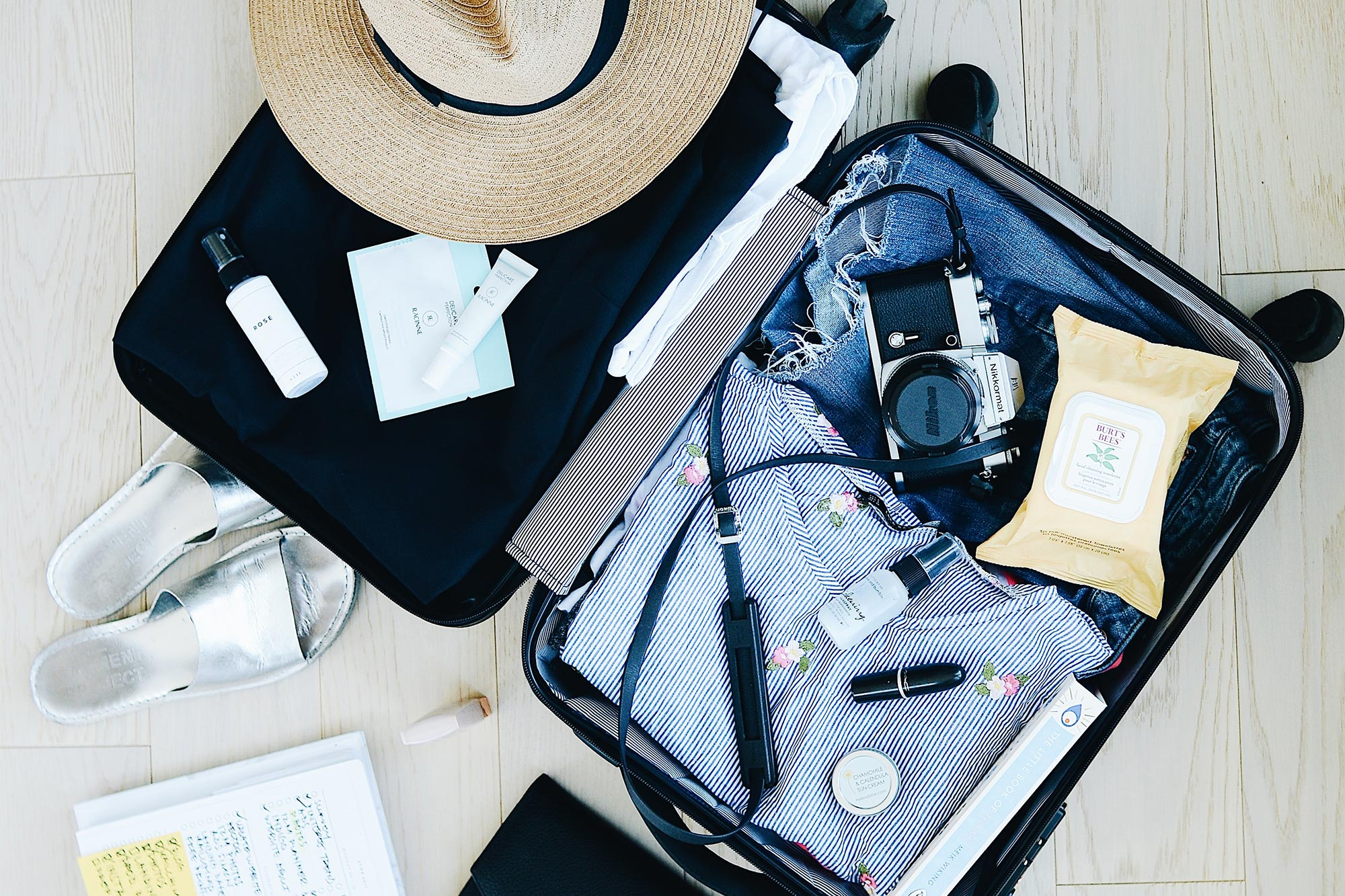 Hacks to Pack a Suitcase