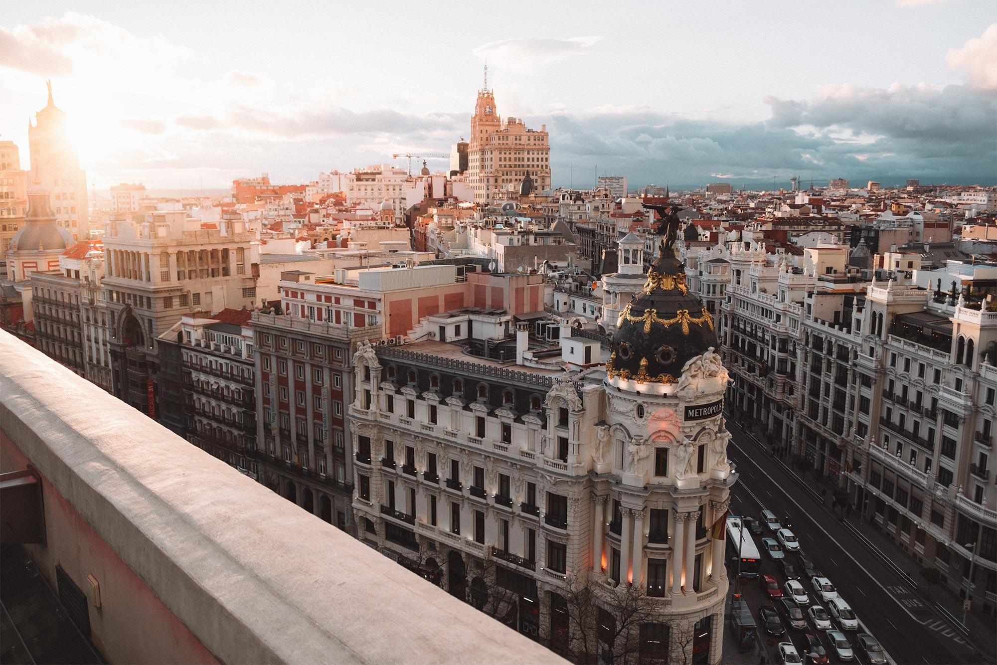 Go Local: Madrid