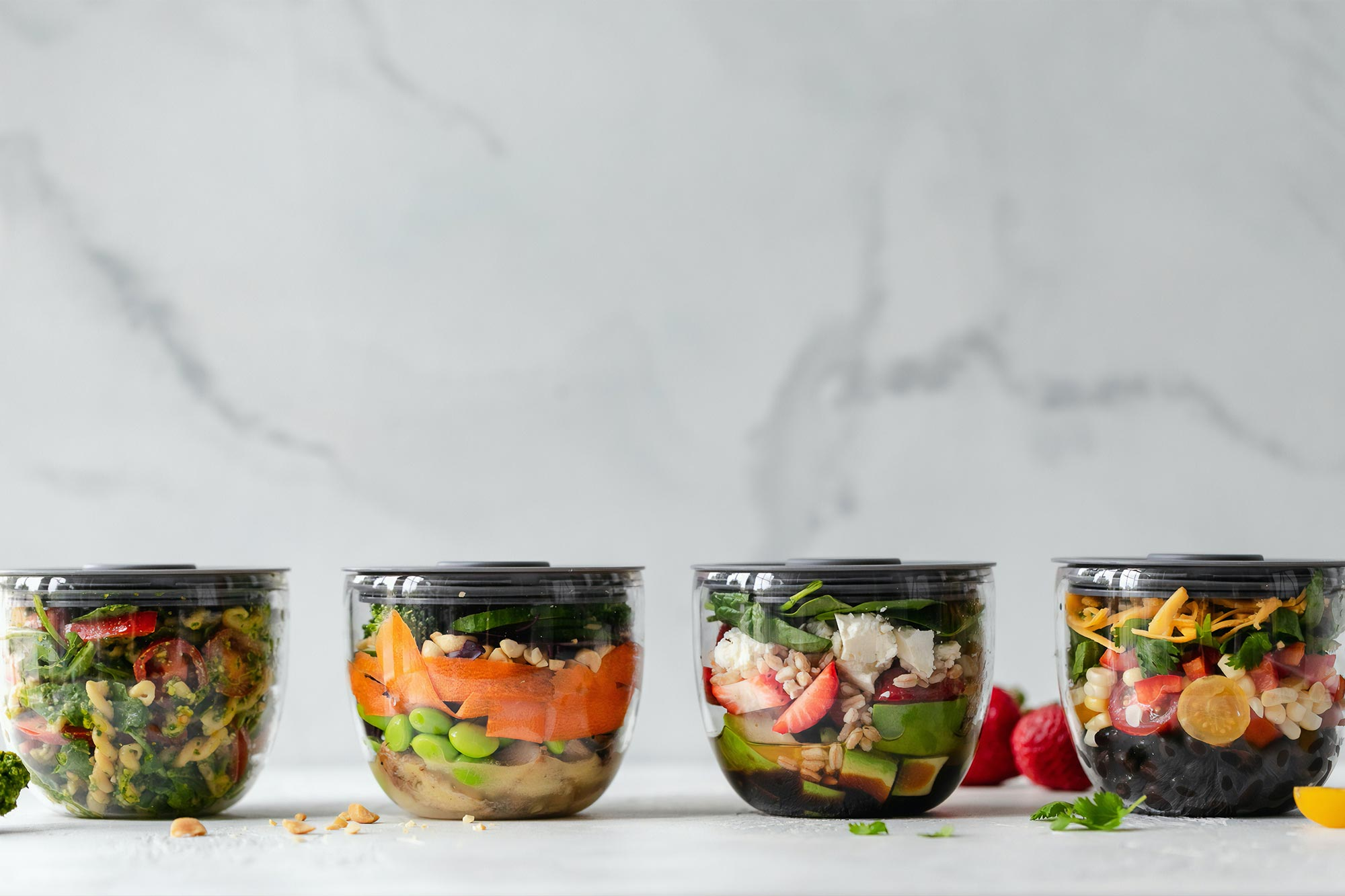 Zero Waste Essentials Swell Containers