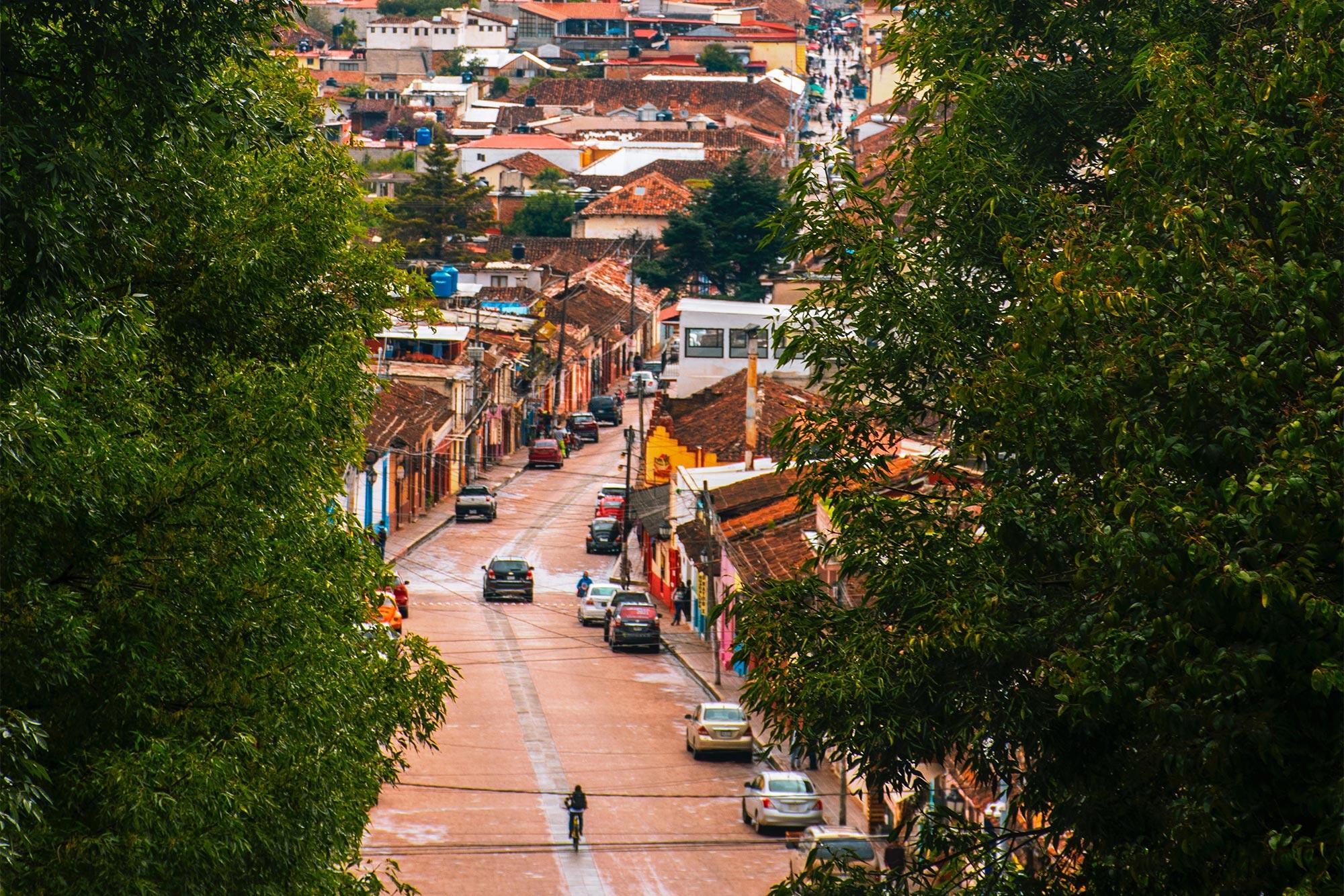The Road Less Traveled: San Cristóbal de las Casas, Mexico